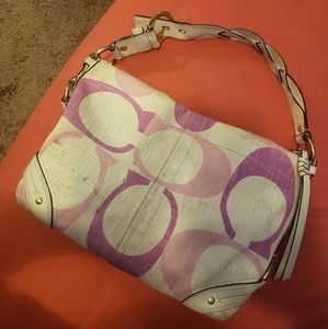 Coach Carly Shoulder Bag